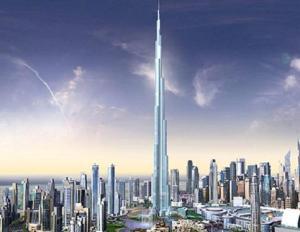Dubai Burj Khalifa building cities tallest