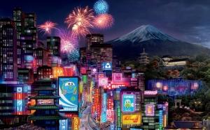 Tokyo Japan largest city dumb questions buildings