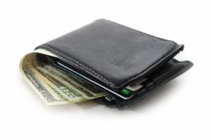 wallet dumb quesions money